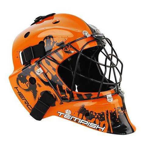 Tempish Hero Goalie Mask - Orange