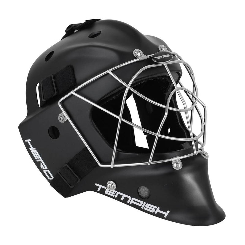 Tempish Hero Goalie Mask - Black ice hockey tempish