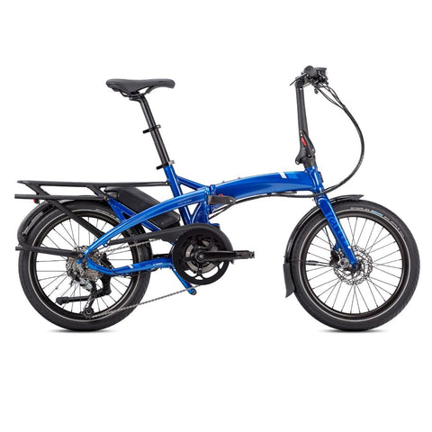 Tern E-Bike Vektron Q9 Folding Electric Bike - Blue