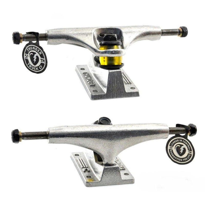 Thunder Trucks Team Edition OG Skateboard Trucks, Polished Skateboard Trucks Thunder