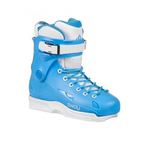 USD Sway Boot Only Powder Blue II UK11 EX DISPLAY WITH BOX
