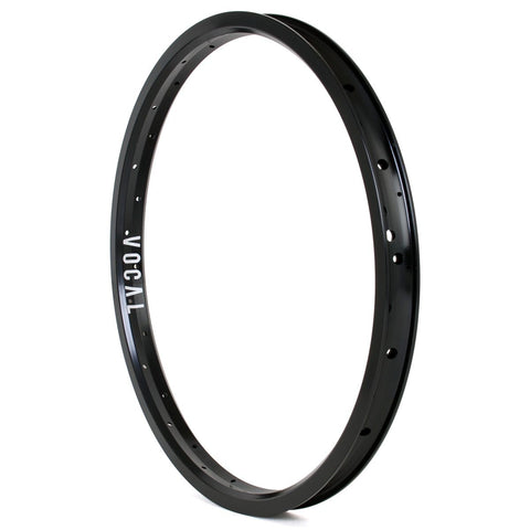 VOCAL STRAIGHT RIM, BLACK