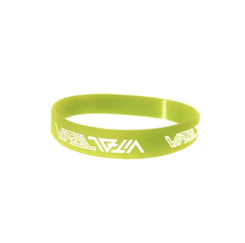 Vital Scooters Wristband, Neon Yellow