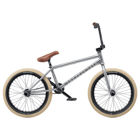"Wethepeople Battleship LSD FC BMX Bike Brushed Raw 20"" (20.75"" TT)"