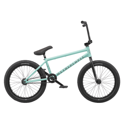 "Wethepeople Battleship RSD FC BMX Bike Matte Mint Green 20"" (20.75"" TT)"