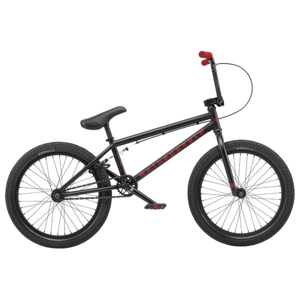 Wethepeople Nova BMX Bike Matte Black 20