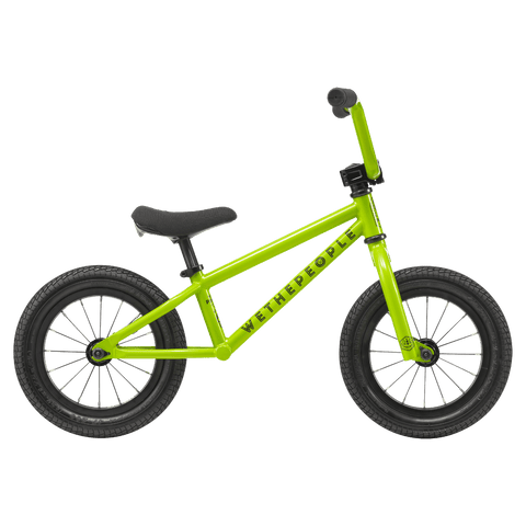 Wethepeople Prime BMX Balance Bike Metallic Green 12""