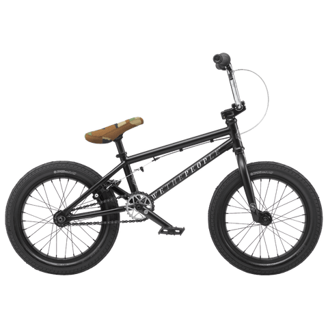 "Wethepeople Seed BMX Bike Matte Black 16"" (16"" TT)"