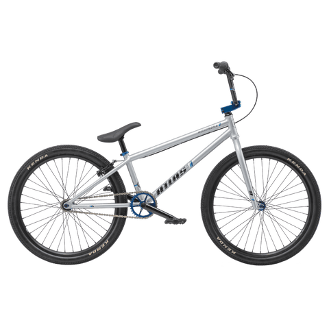 "Wethepeople The Atlas BMX Bike Silver 24"" (21.75"" TT)"