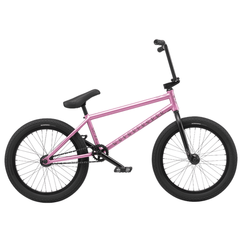 "Wethepeople Trust FC BMX Bike Matte Rose Gold 20"" (20.75"" TT)"