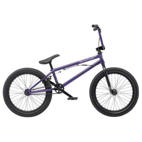 "Wethepeople Versus BMX Bike Galactic Purple 20"" (20.65"" TT)"