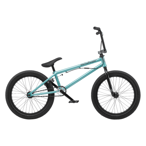 "Wethepeople Versus BMX Bike Metallic Mint Green 20"" (20.65"" TT)"