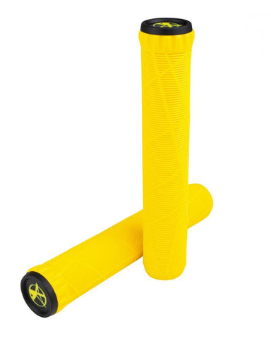 Addict Scooters OG Stunt Scooter Grips, Yellow