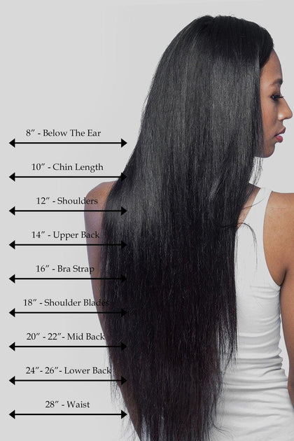 Buy The Best Straight Weaves For Natural Hair Online In Usa