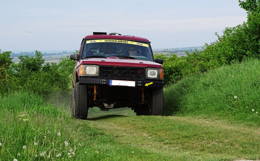 Land Rover Discovery Turbodiesel 1994