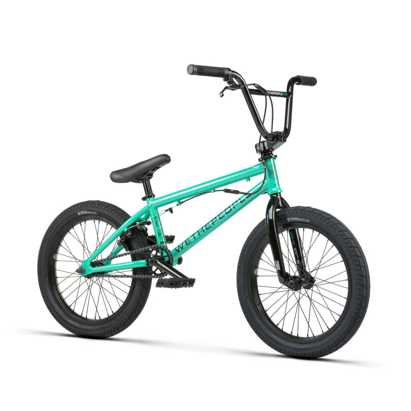 "Wethepeople CRS FS 18"" CS Komplettrad 2021 Mint Green - Vienna Stock"