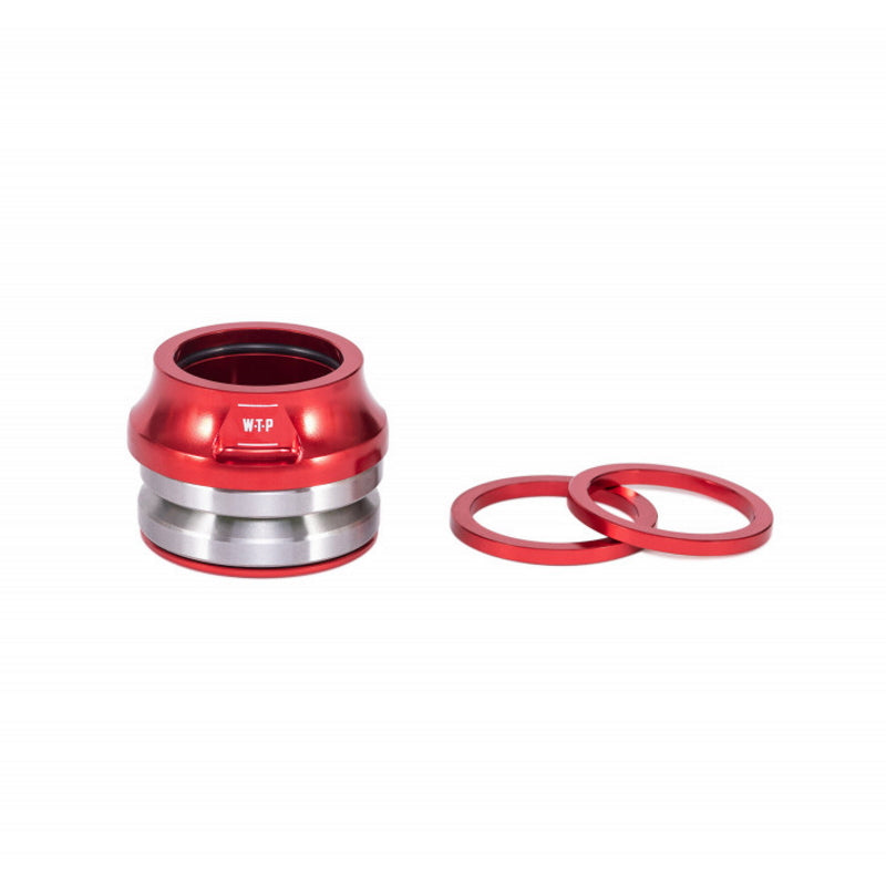 Wethepeople Compact Steuersatz / Headset Red
