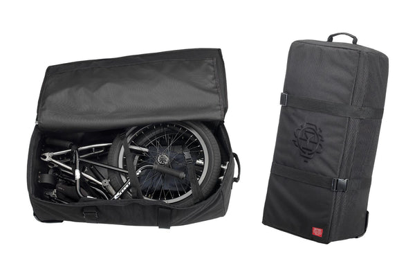 Odyssey Bike Bag Traveler Reisetasche / Travel Bag Black