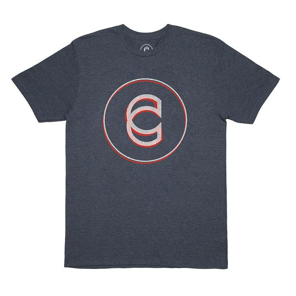 Cinema Dot Gain T-shirt Heather Grey