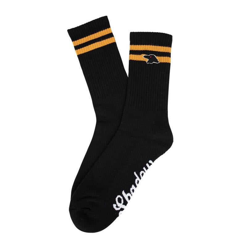 Shadow Crew Socken Black
