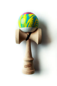 Sweets Kendama Prime Grain Split 2.0 CMYK