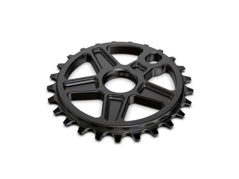 Brotherhood L804 Kettenblatt / Sprocket 25T Black