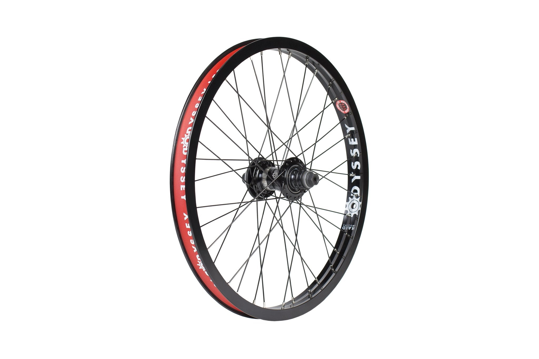 Odyssey Clutch V2 Freecoaster Laufrad / Wheel Black