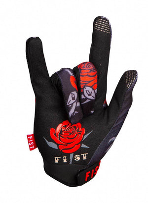 Fist Rose and Thorns Handschuhe / Glove