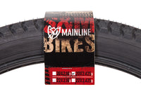 S&M Bikes Mainline Reifen / Tires Black