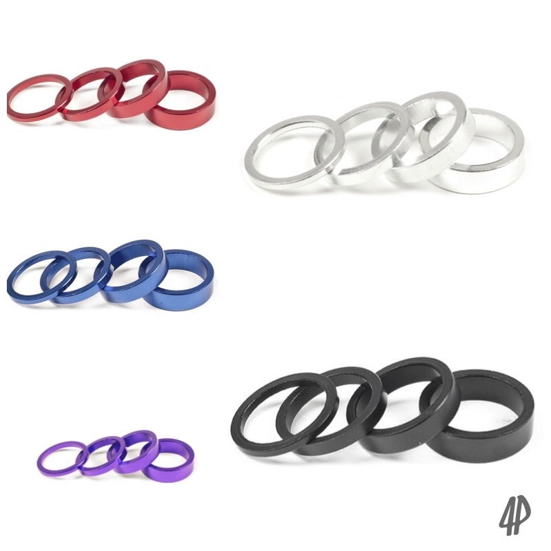 Saltplus Alu Steuersatz / Headset Spacers