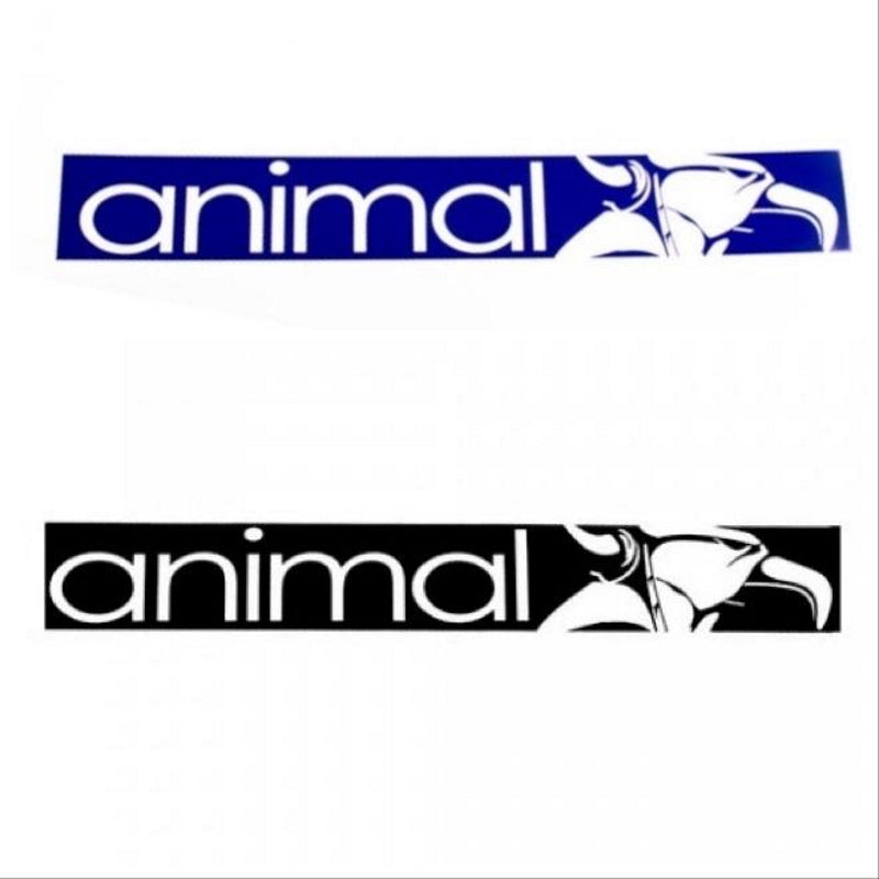 Animal Street Sticker