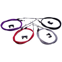 Snafu Astroglide Dual 2 Piece Unteres Rotorkabel / Lower Gyro Cables