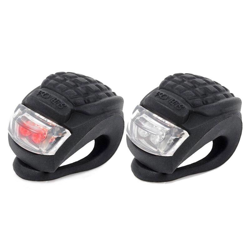 Subrosa Combat LED Lampen Set / Light Set Black