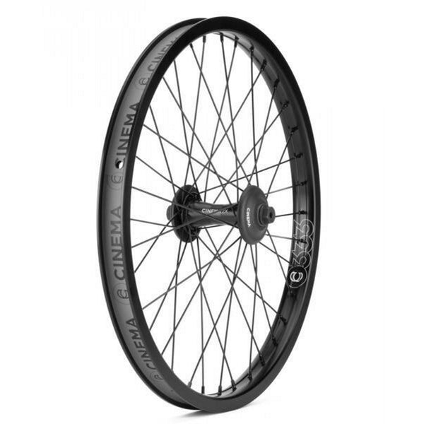 Cinema ZX 333 Vorderrad / Front Wheel Black