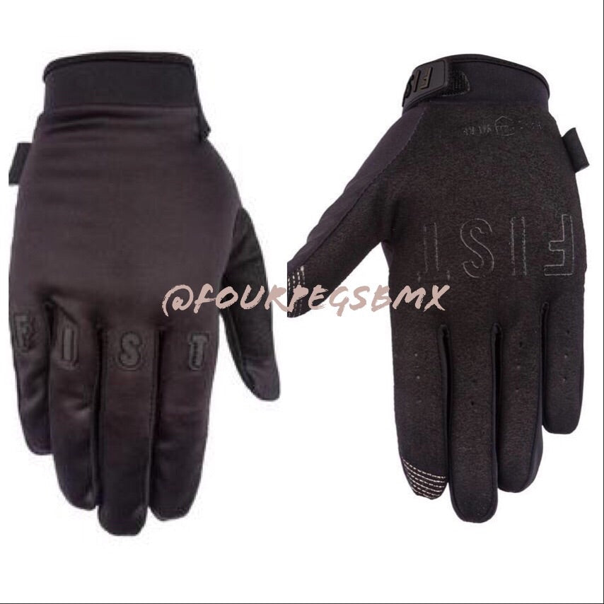 Fist Blackout Handschuhe / Gloves