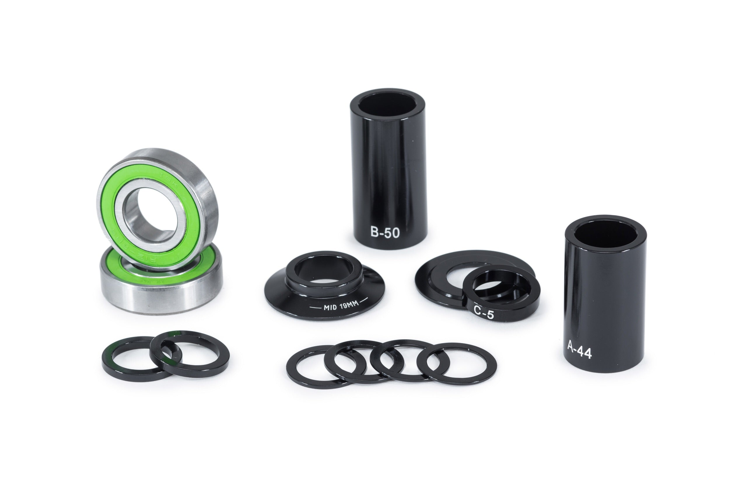 Eclat Mid Innenlager / Bottom Bracket Black