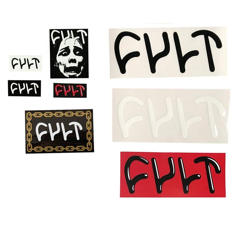 Cult 8Kit Stickerpack