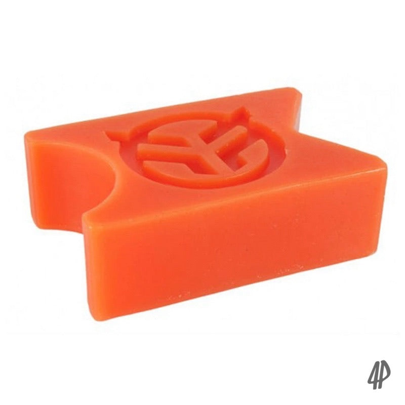 Federal Block Wachs / Wax Orange