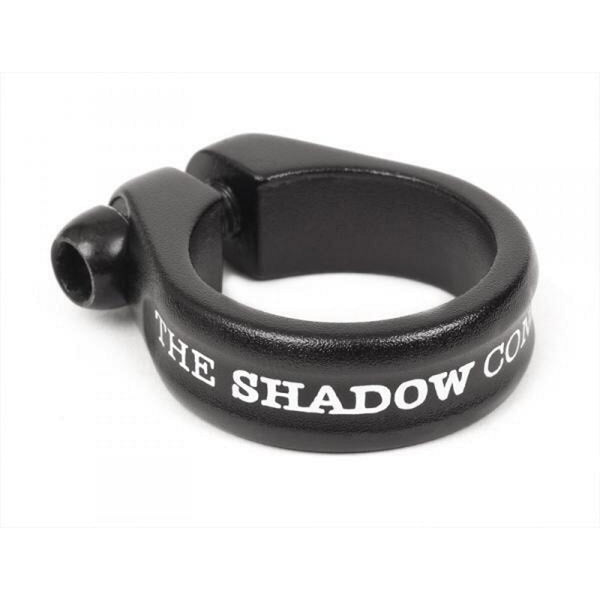 Shadow Alfred Sattelklemme / Seatpost Clamp Black
