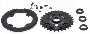 Eclat Elevate Guard Kettenblatt / Sprocket 25T Black