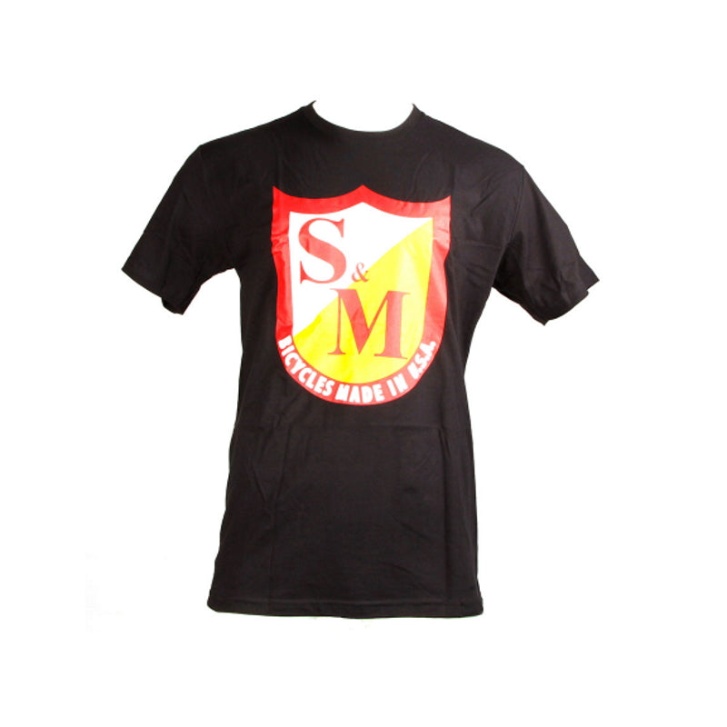 S&M Bikes OG Shield T-Shirt