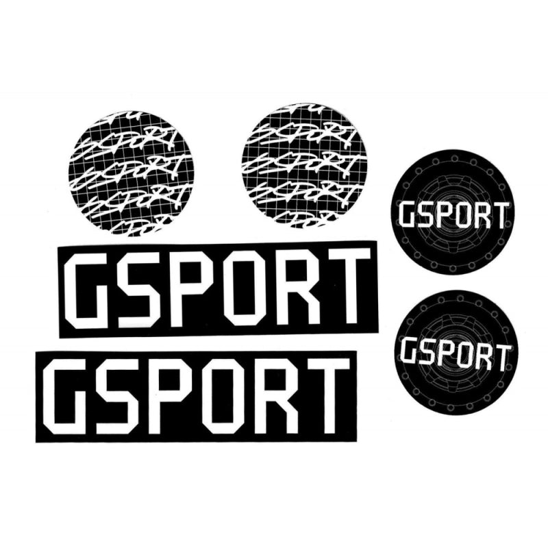 G-Sport Stickerpack