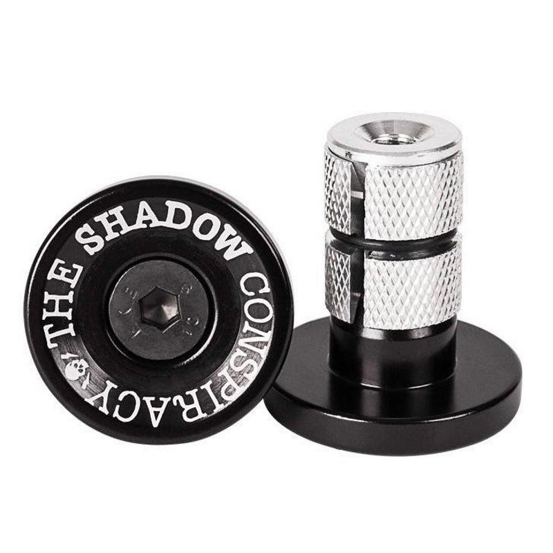 Shadow Deadbolt Lenkerenden / Barends Black
