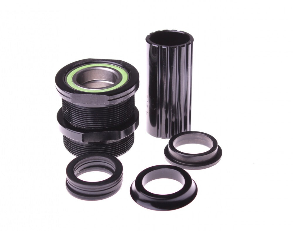 Fourpegsbmx Euro Innenlager / Bottom Bracket 19mm Black