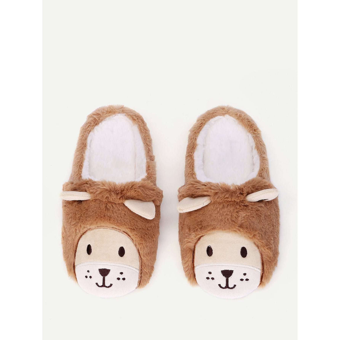 CLOCHE Cuteness Overloaded Slippers-CLOCHE-CLOCHE
