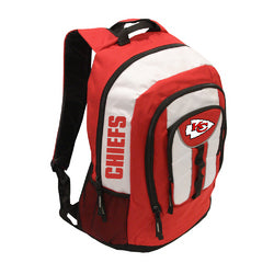 Kansas City Chiefs Official NFL Backpack by Concept One