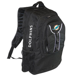 Concept One Miami Dolphins Colossus Backpack (BLACK)