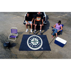 "Seattle Mariners MLB Tailgater"" Floor Mat (5'x6')"""
