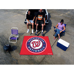 "Washington Nationals MLB Tailgater"" Floor Mat (5'x6')"""