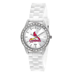 "St. Louis Cardinals MLB Women's Frost Series"" Watch"""